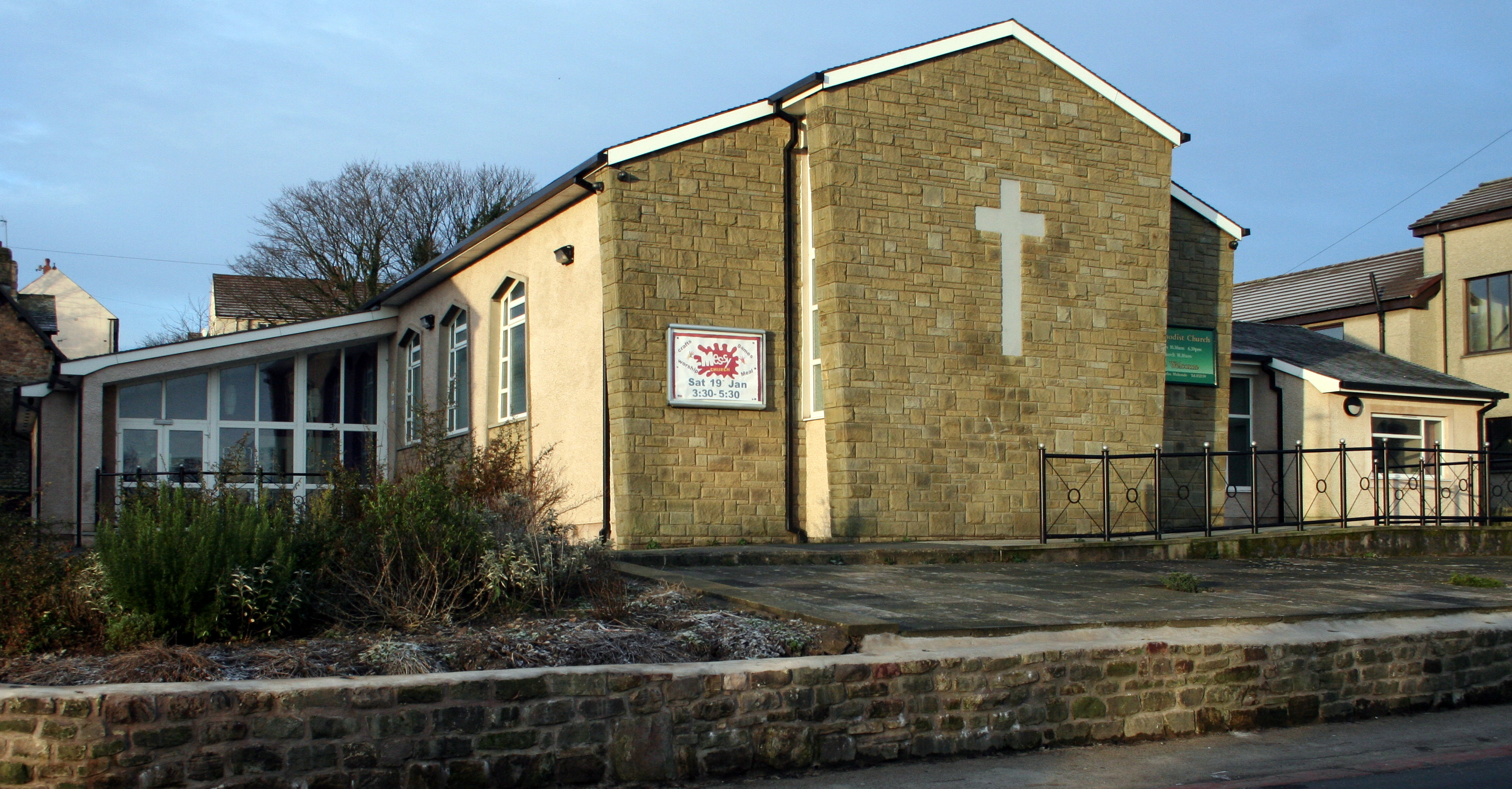 Wesley Methodist Church and Community Centre Heysham